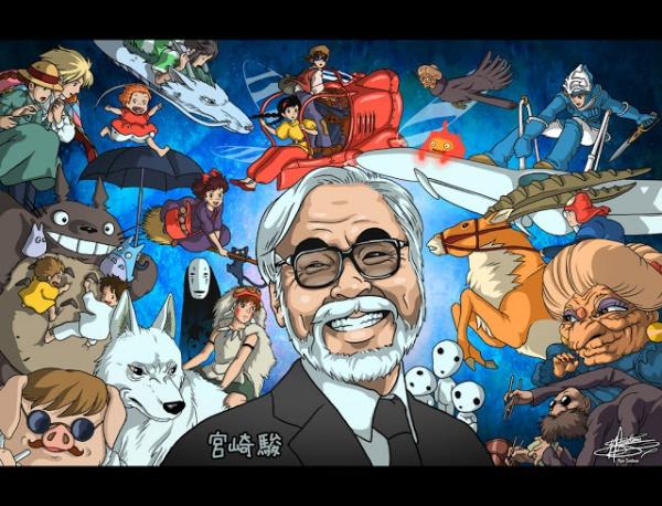 miyazaki anime