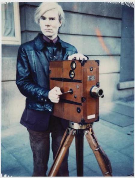 warhol camera