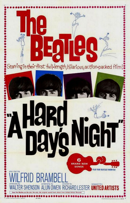 a hard days night afis