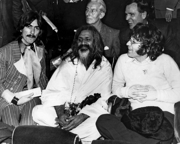Maharishi Mahesh Yogi beatles