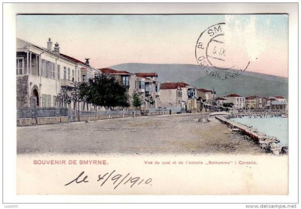karsiyaka postcard