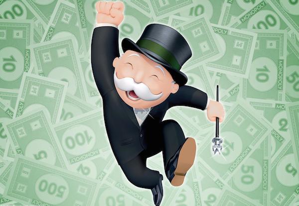 monopoly zengin