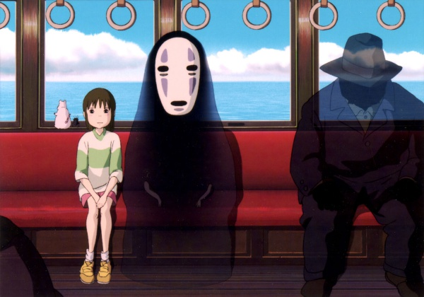 spirited away miyazaki