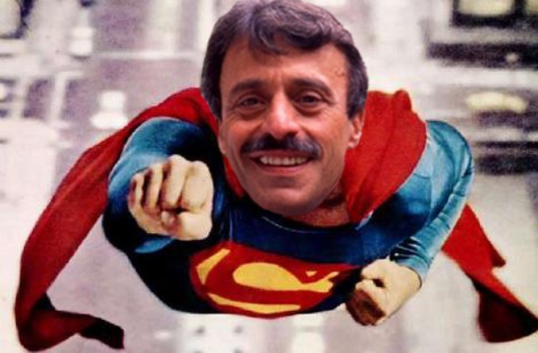 sevket altug superman