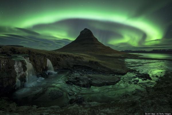 thingvellir izlanda kuzey isiklari