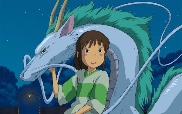 haku miyazaki