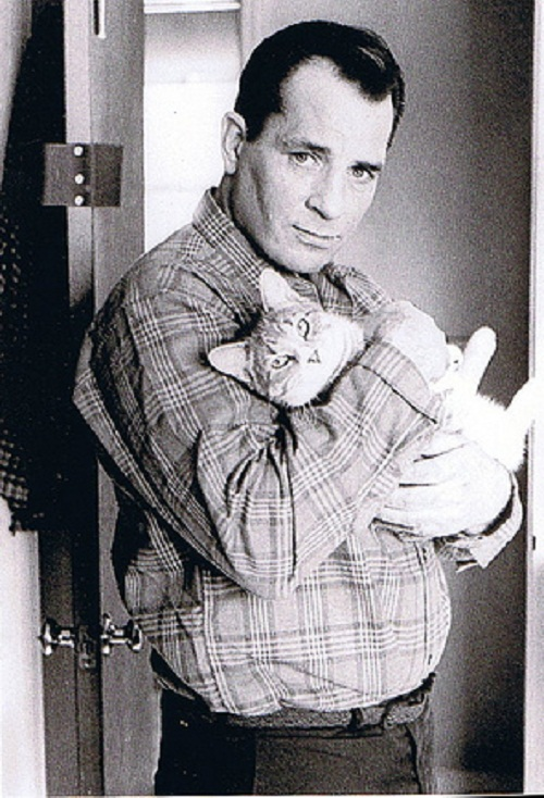 19- Jack Kerouac with Tyke