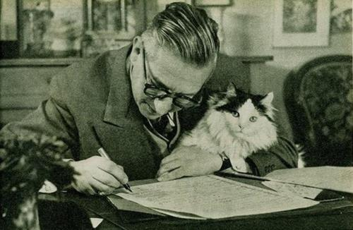 32-Jean paul Sartre with Nothing