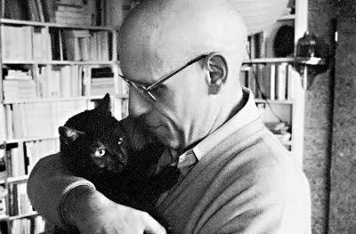 35- Michel Foucault with insanity