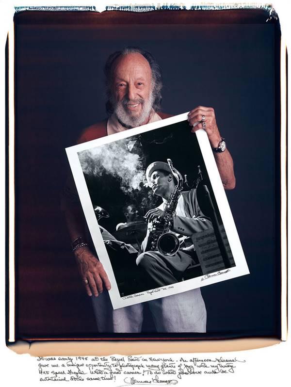 Herman Leonard - Jazz Musicians