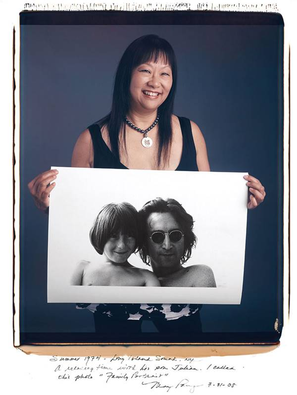 May Pang - John Lennon