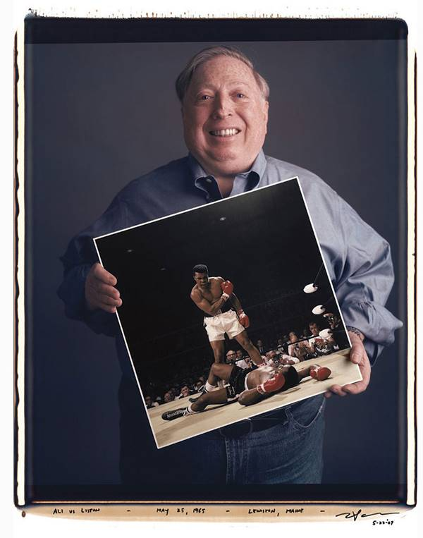 Neil Leifer - Ali vs Liston