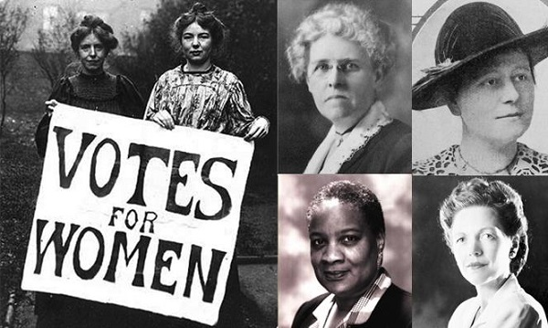 Vote-for women
