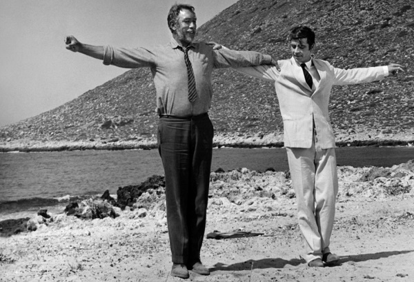 Zorba The Greek 1