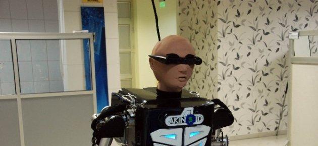 akinoid-robot