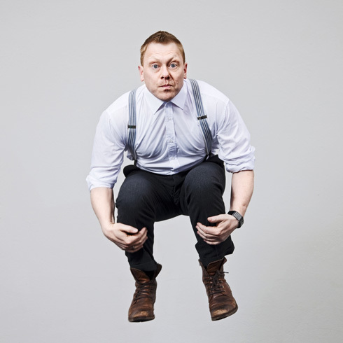 gnarr-jumping