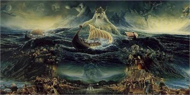 iskandinav-mitolojisi