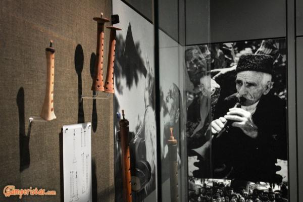 yunan enstrumanlar muzesi