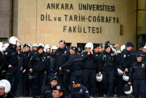 ankara univ polis