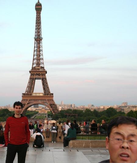eyfel turist