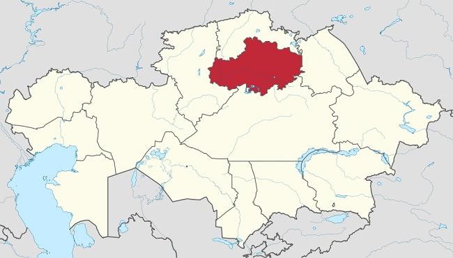 akmola-harita