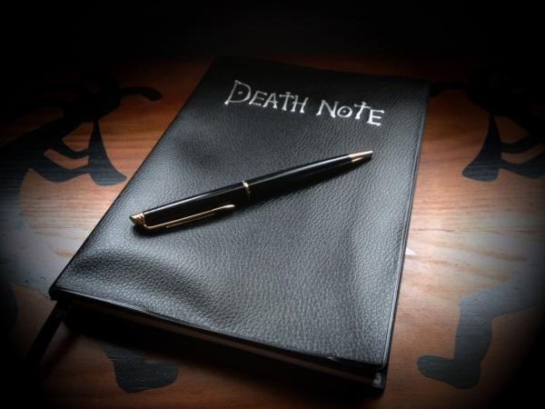 death note defter