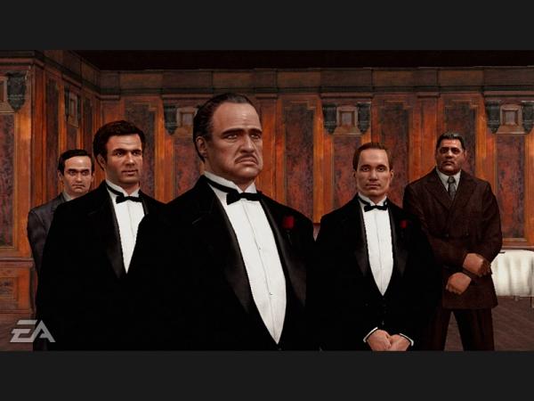 godfather pc oyun