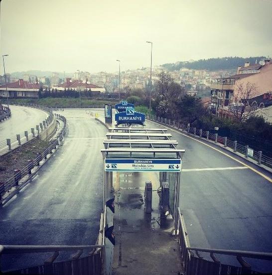 burhaniye-metrobus-duragis