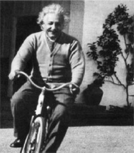 einstein-bisiklet