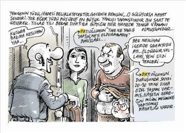 genco karikatur