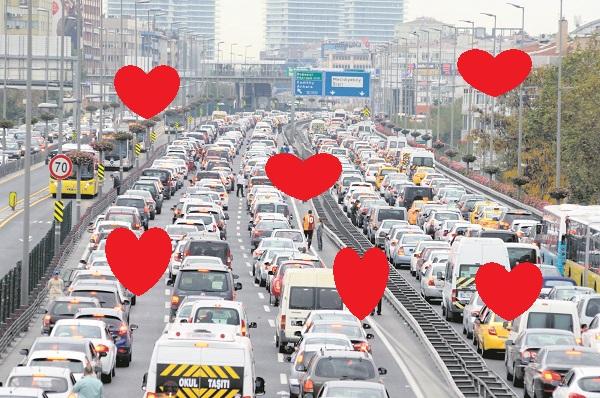 istanbul-trafik-kalp