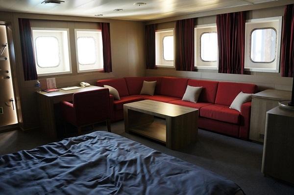 kargo gemisi yolcu