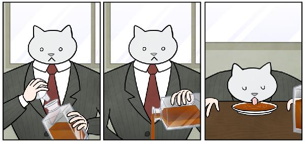 kedi karikatur 20