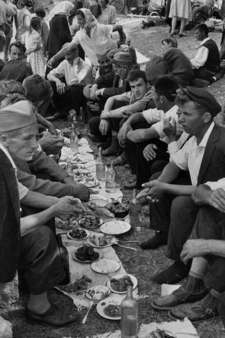 eski balkan piknik
