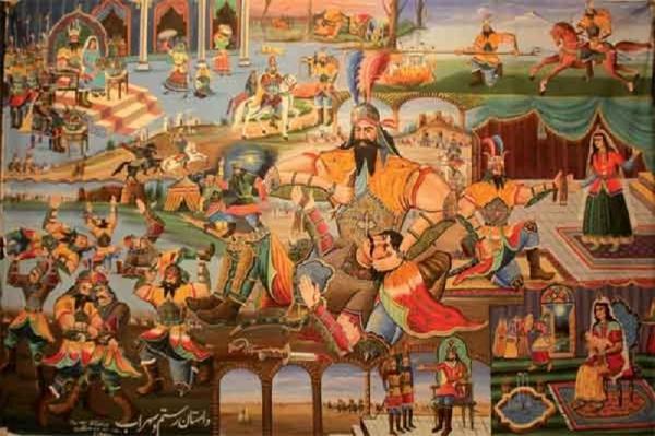 nevruz pers