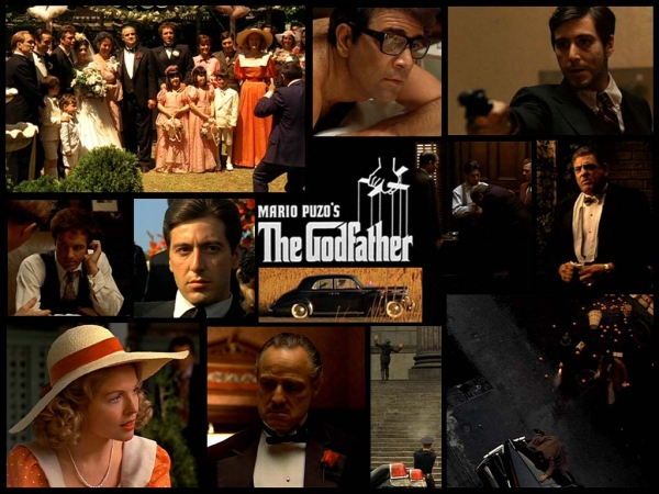 godfather stills