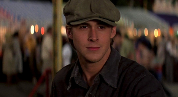 ryan gosling the notebook