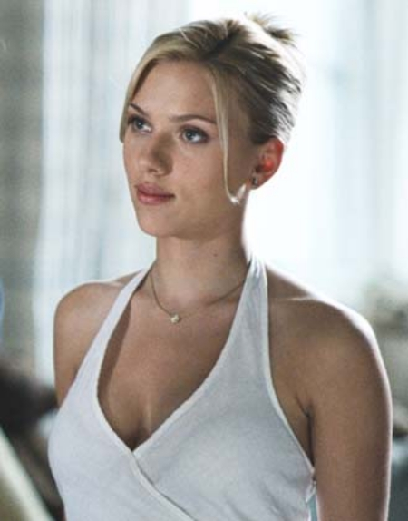 scarlett johansson match point