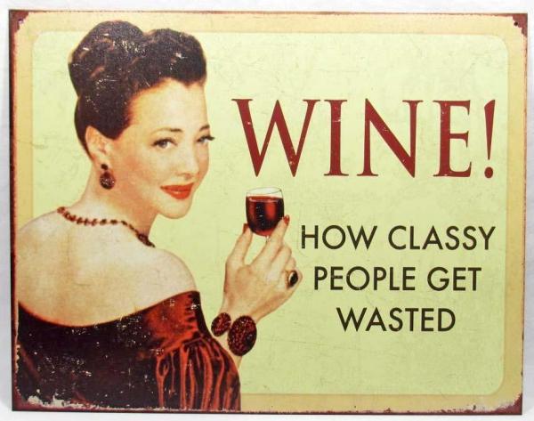 wine classy