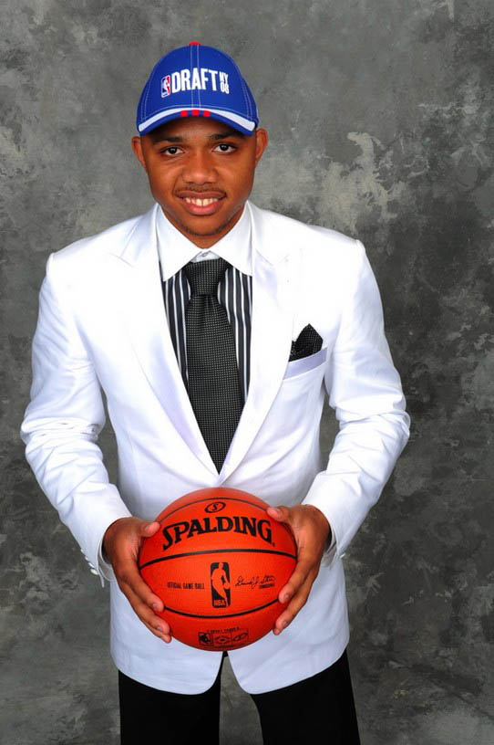 2008 NBA Draft Portraits
