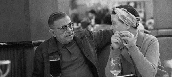 Sartre-y-Beauvior