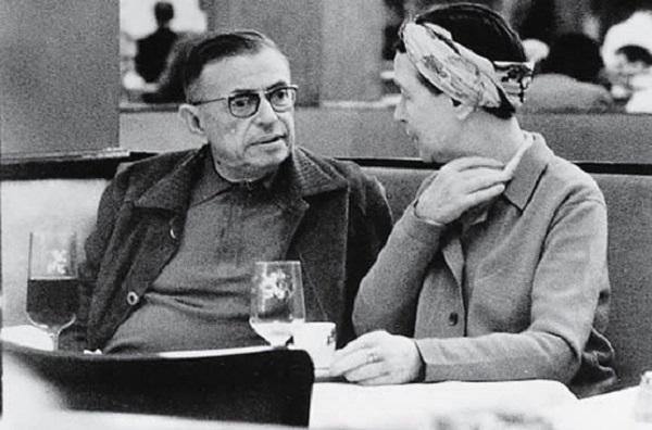 Sartre-y-Simone-de-Beauvoir