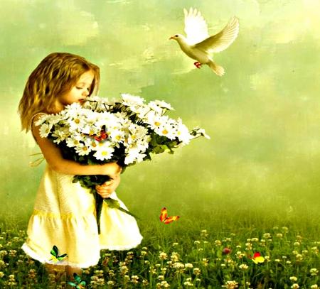 Umut çiçekleriyle Açan En Güzel Bahar şiirleri Listelistcom