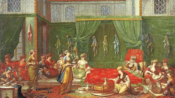 harem saray