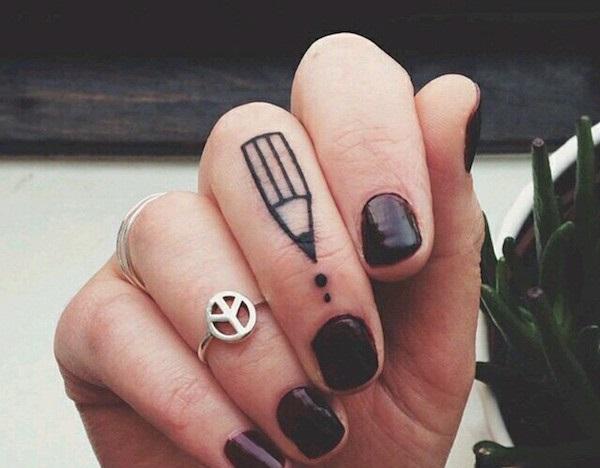 kalem-parmak