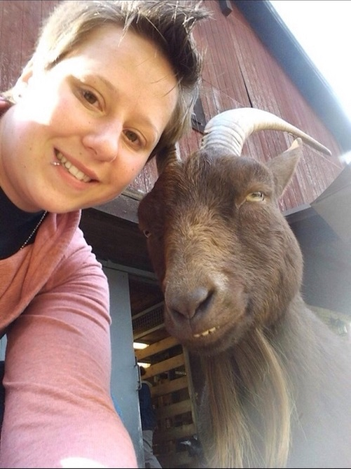 keci-selfie