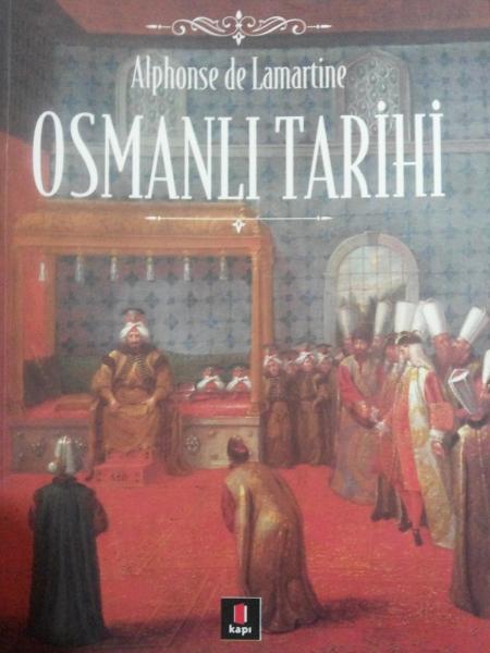 lamartine osmanli tarihi