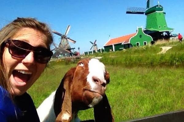 selfie-keci
