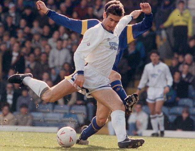 Cantona_Leeds_United