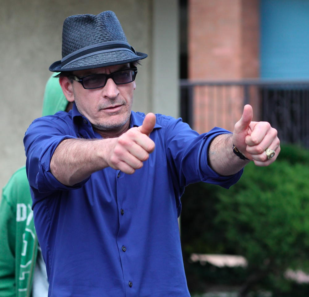Charlie Sheen just out of rehab wearing 250 000 dollars 1727 Babe Ruth World Series ring Feb 21, 2011 X17online.com EXCLUSIVE  CALL FOR FEE MANDATORY